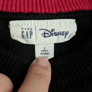 Mickey Mouse GAP Sweater 2T